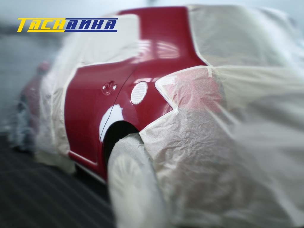 Локальная Покраска авто Троещина